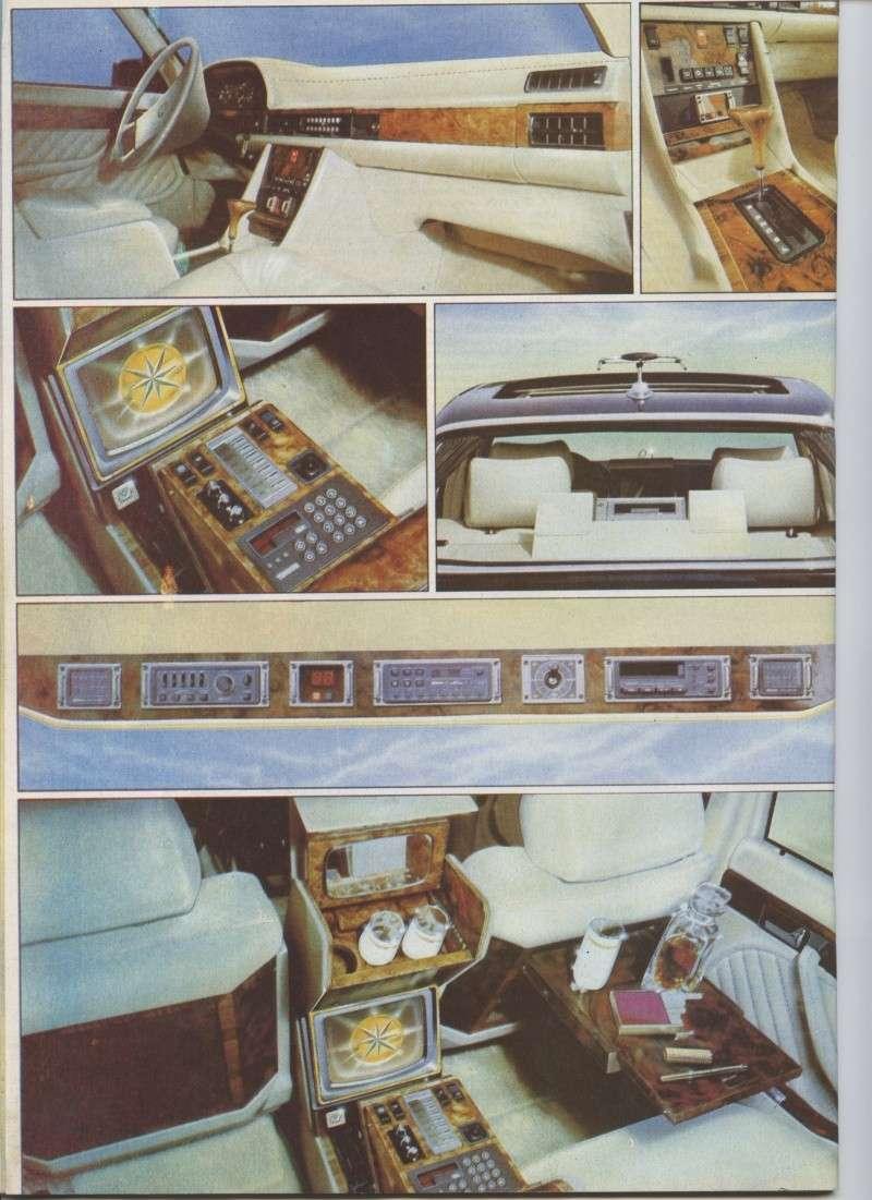 "(W126): Modelo especial ""CARAT"" da francesa DUCHATELET Image25"