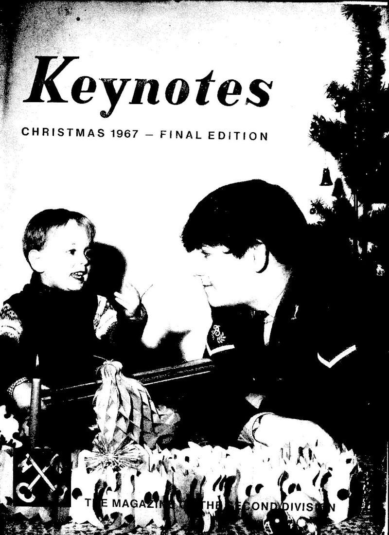 KEYNOTES - Divisional Magazine, December 1967 Keynot10