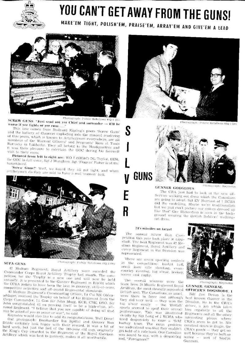 KEYNOTES - Divisional Magazine, December 1967 Keynot11