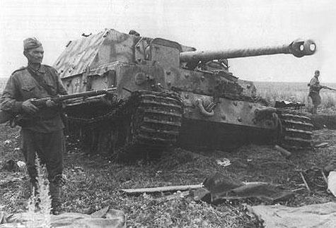 Segunda Guerra Mundial: Batalla de Moscú Ferd_k10