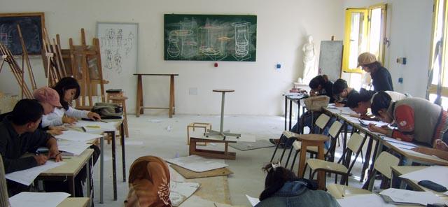 سنة أولى رسم - السداسي 1 - 2007 - (isamk) Dessin10