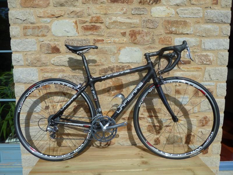 Vélo LAPIERRE monocoque carbone Velo_110
