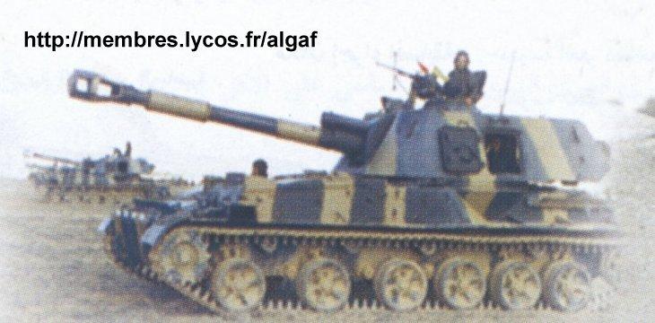 الجيش الجزائري 2s3_ak10