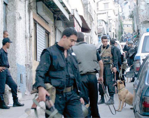 موسوعة الصور الرائعة للقوات الخاصة الجزائرية 44685610