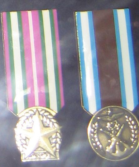 صور اوسمة و ميداليات الجيش الجزائري بالتفصيل Ba71010