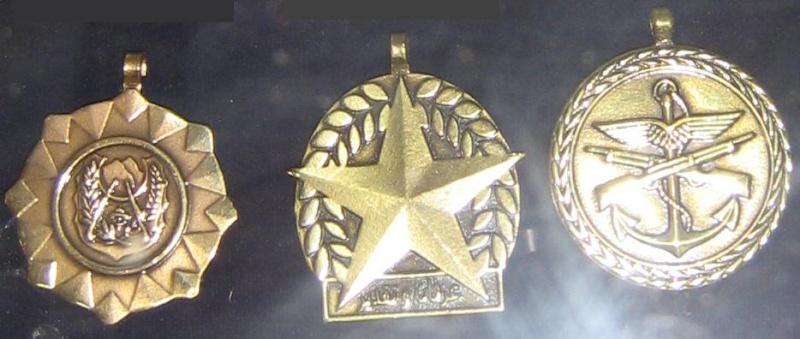 صور اوسمة و ميداليات الجيش الجزائري بالتفصيل Ba81010