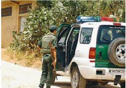 صور لدرك الوطني الجزائري Gendar11
