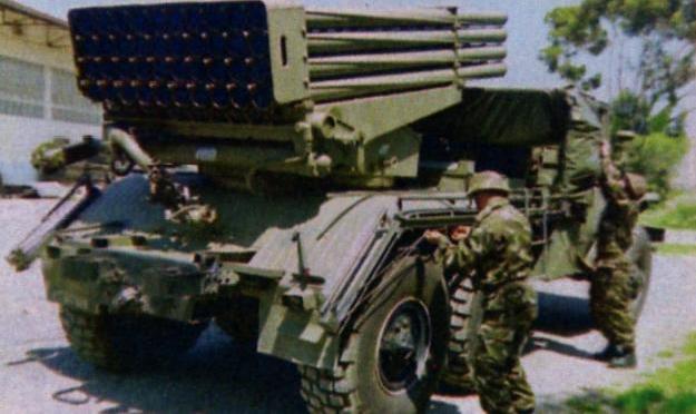 الجيش الجزائري K1010