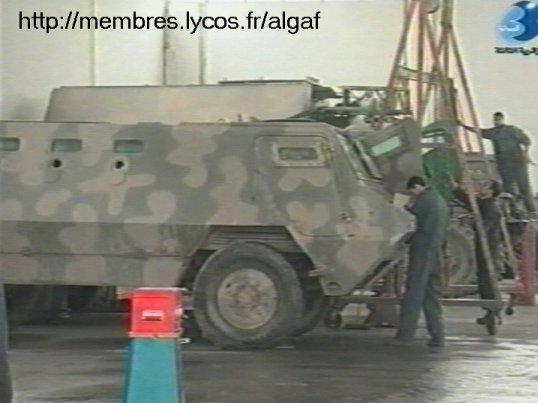 الجيش الجزائري M5010