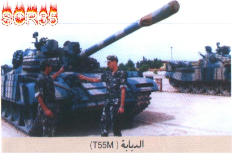 الفرقة المدرعة الثامنة  T55m10