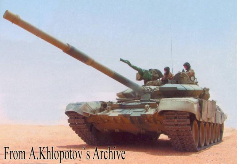 الجيش الجزائري T90sa110