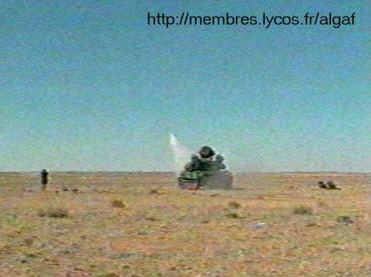 الجيش الجزائري Zsu23410