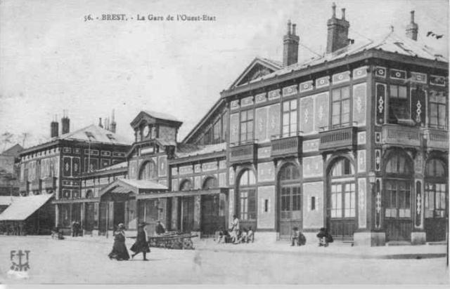 [Ports] LE VIEUX BREST - Page 10 Gare110