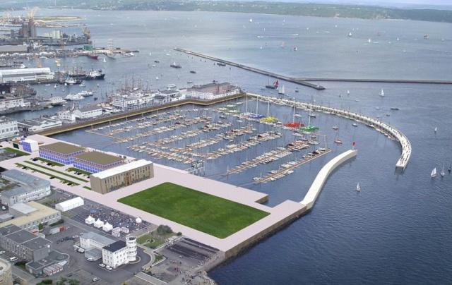 [Ports] LE VIEUX BREST - Page 10 Marina10