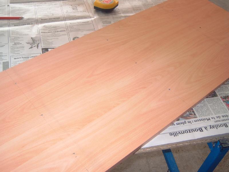fabrication d'un meuble d'aquarium M4110019