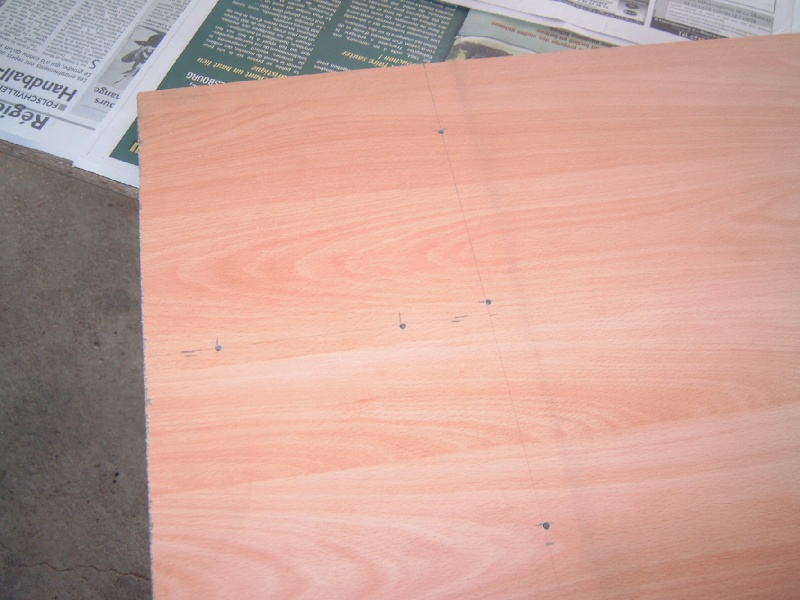 fabrication d'un meuble d'aquarium M4110021