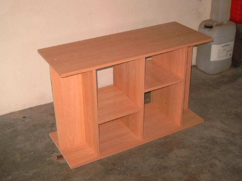 fabrication d'un meuble d'aquarium M4110023