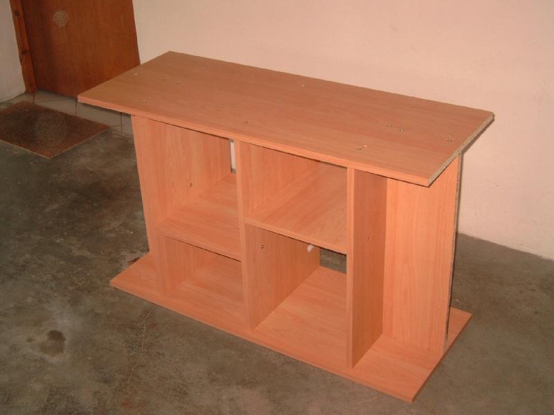 fabrication d'un meuble d'aquarium M4110024