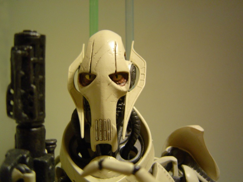 General Grievous Mini bust Dsc04128