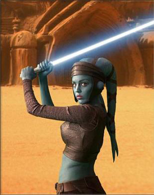 Princess Leia Animated Life size Momument Nik00010