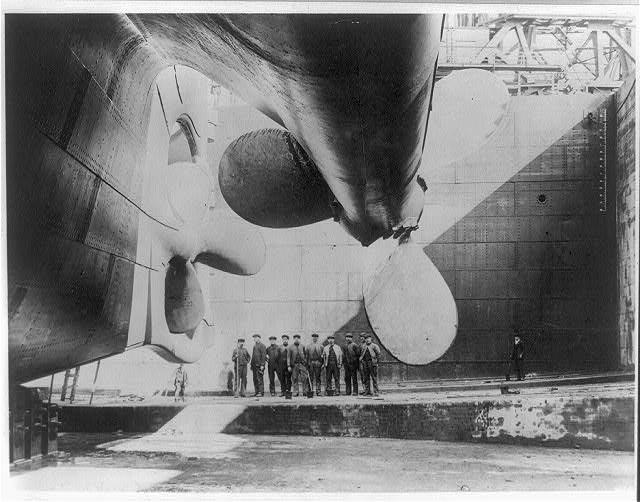 le titanic Titani11