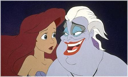 La Petite Sirène Ursula10
