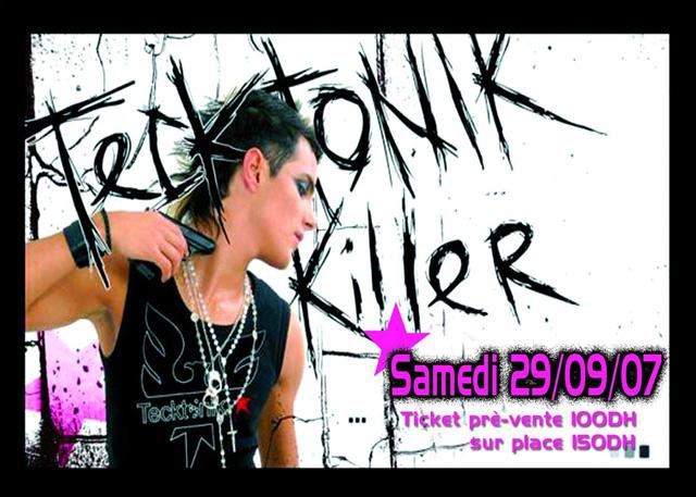 Tecktonik Killer Party @ Divinus Stakre10