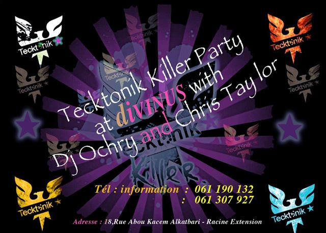 Tecktonik Killer Party @ Divinus Stakve10