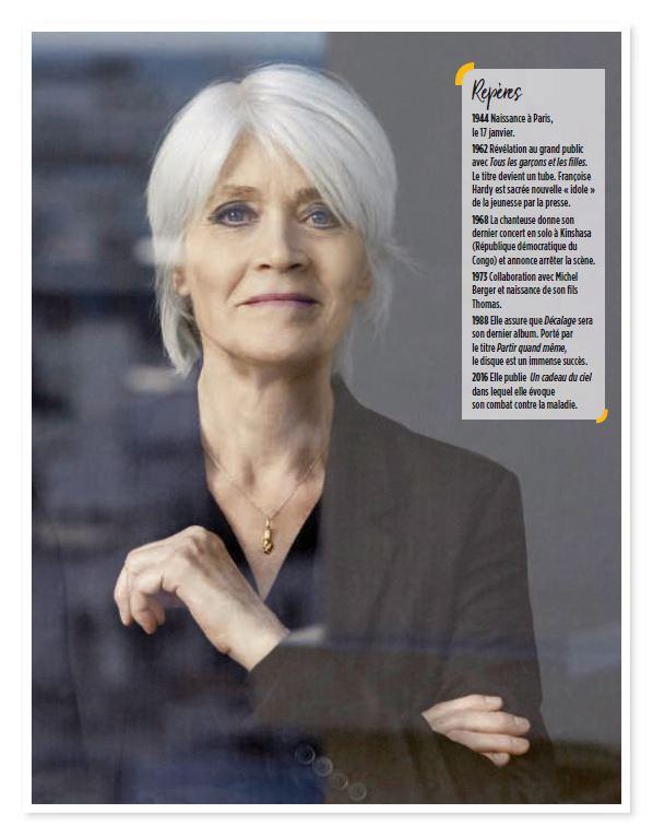 Sept. 2018 - Françoise Hardy puissante et délicate (Notre temps n°585) 212