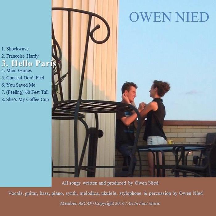 Owen Nied consacre un titre de son album à Françoise Hardy A2079510