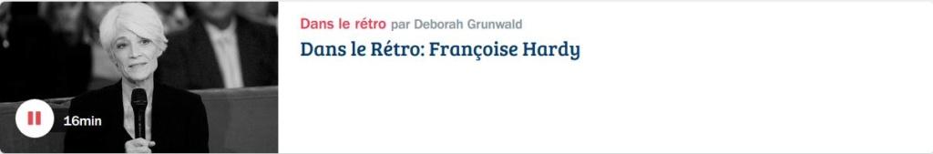 Françoise Hardy  - Mon amie la rose - Accueil Captu187