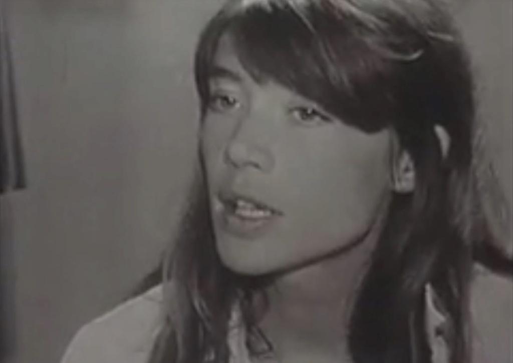 Françoise Hardy  - Mon amie la rose - Accueil Captu196