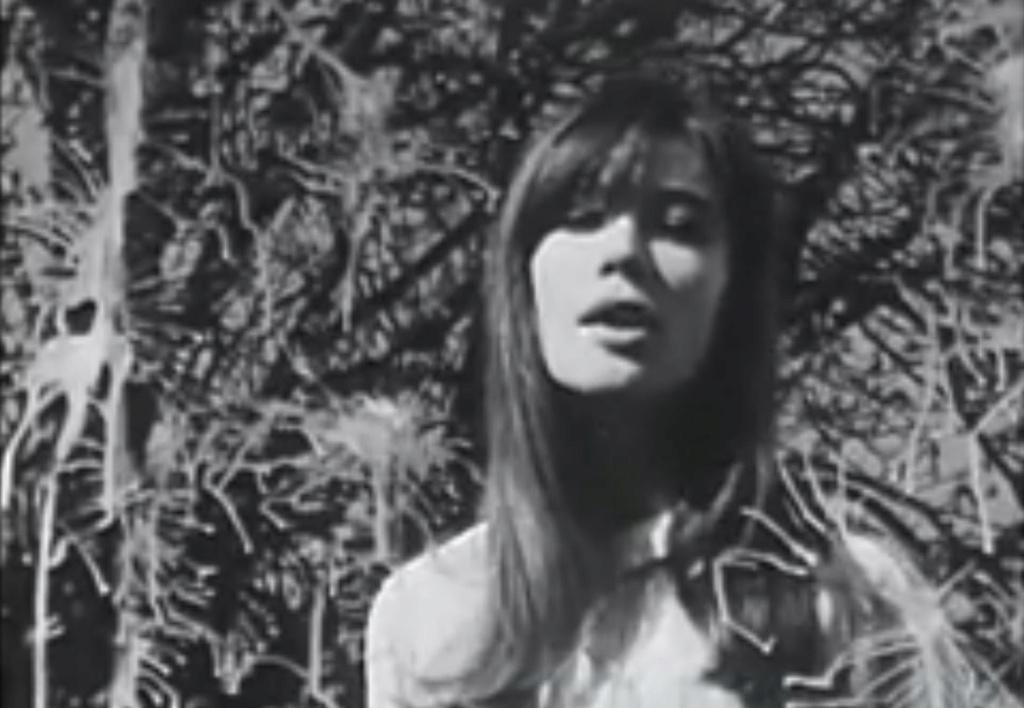 Françoise Hardy  - Mon amie la rose - Accueil Captu197