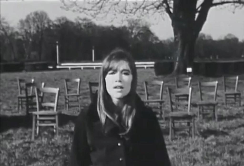 Françoise Hardy  - Mon amie la rose - Accueil Captu198