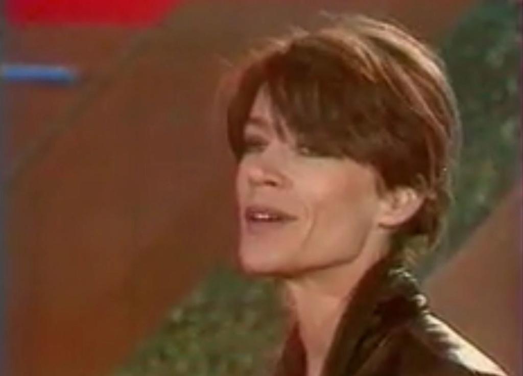 Françoise Hardy  - Mon amie la rose - Accueil Captu201