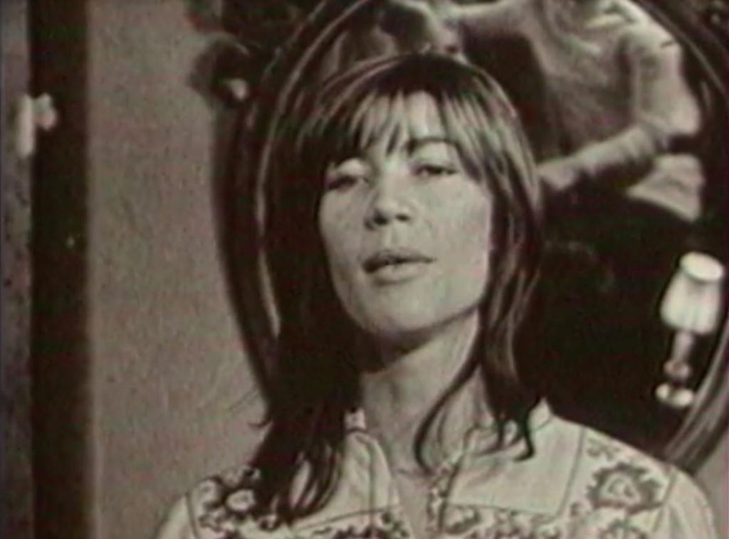Françoise Hardy  - Mon amie la rose - Accueil Captu203