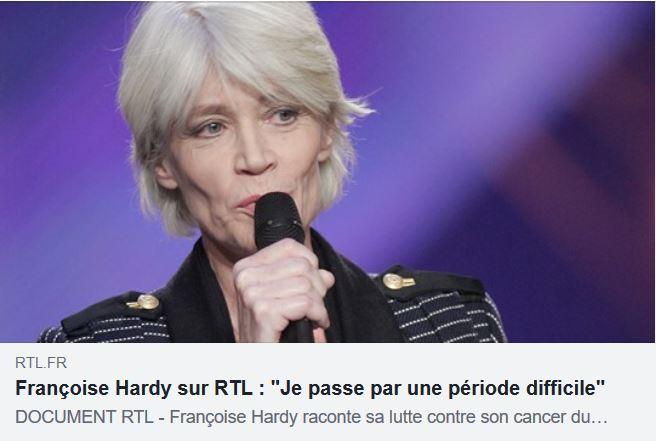 Françoise Hardy  - Mon amie la rose - Accueil Captu205