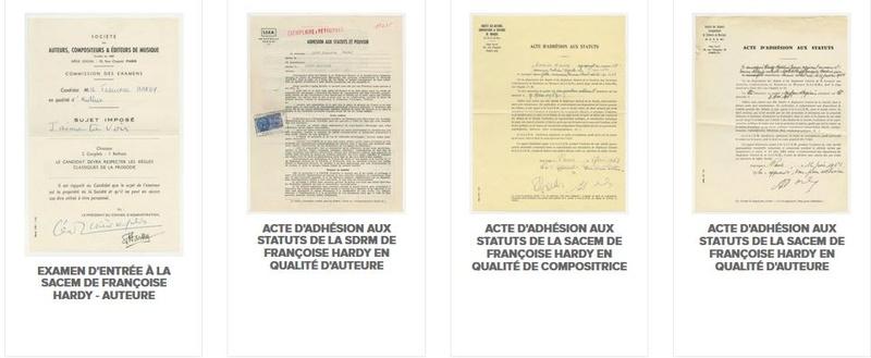 Quand le musée de la Sacem ouvre ses archives.... Captur12