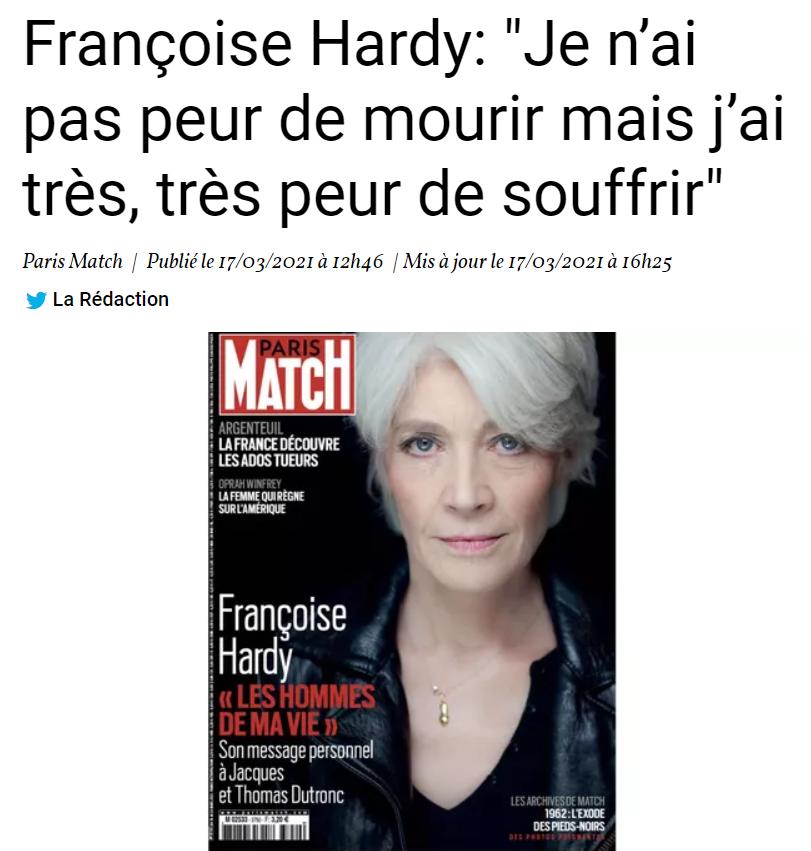 Françoise Hardy  - Mon amie la rose - Accueil Captur13