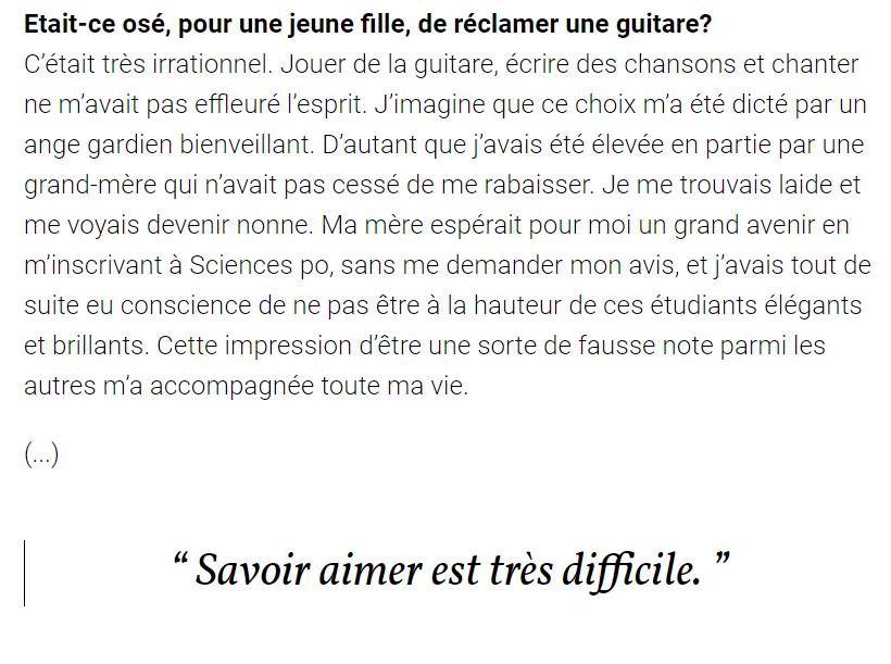 Françoise Hardy  - Mon amie la rose - Accueil Captur15