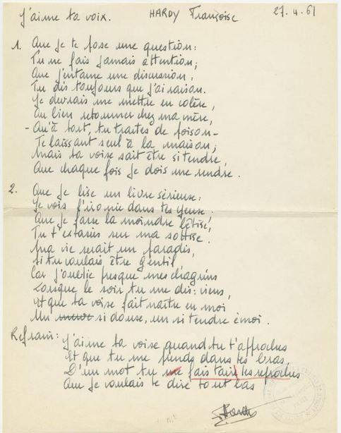 Quand le musée de la Sacem ouvre ses archives.... Captur16