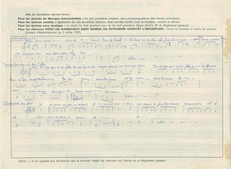 Quand le musée de la Sacem ouvre ses archives.... Captur18