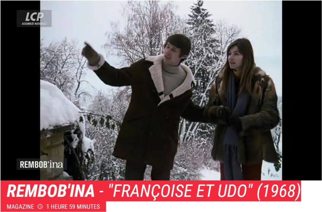 Françoise Hardy  - Mon amie la rose - Accueil Captur24
