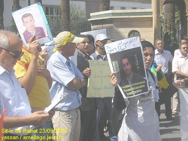 Sit-in de Rabat P1010013