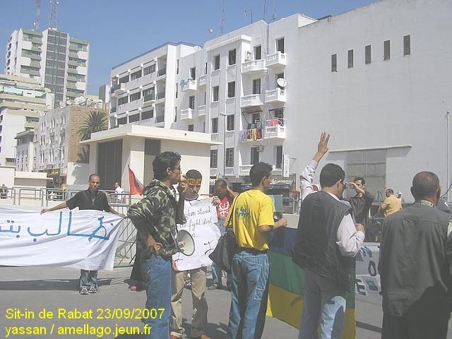 Sit-in de Rabat P1010020