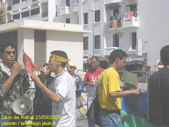 Sit-in de Rabat P1010021