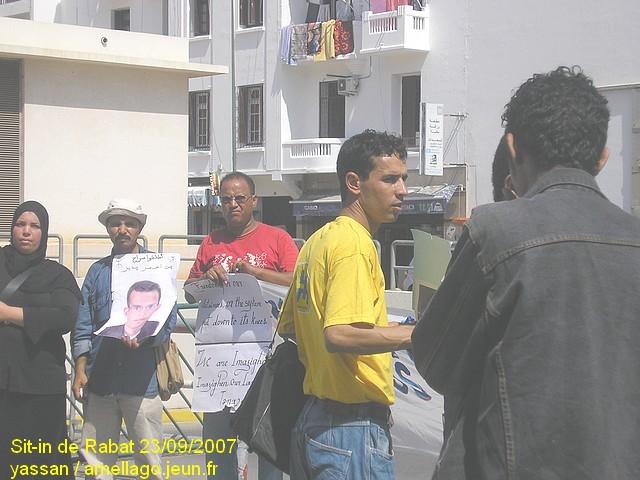 Sit-in de Rabat P1010022