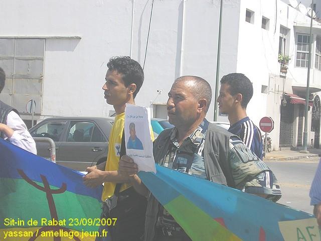 Sit-in de Rabat P1010023