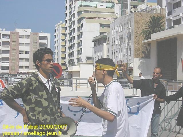 Sit-in de Rabat P1010025