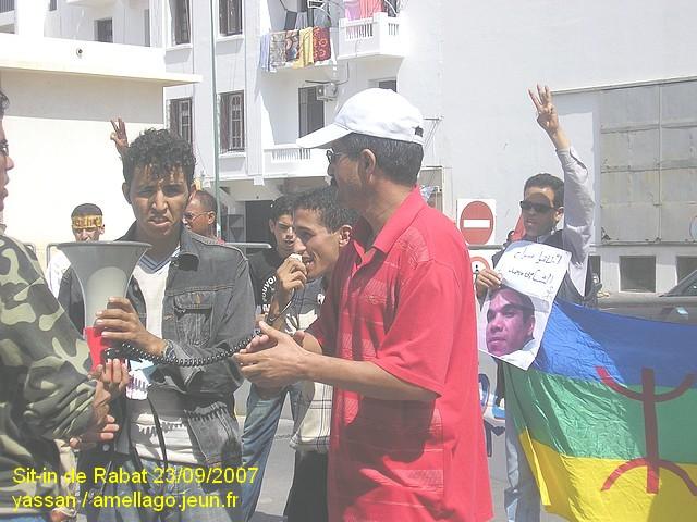 Sit-in de Rabat P1010027